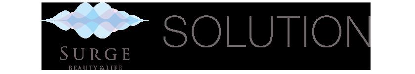 SOLUTION・事業内容_Surge・株式会社サージ| 兵庫県神戸市|美容・コスメ・日用品・食品|卸売・総合商社| 美容サロン様への商品提案・コンサルタント|会員向けショップ運営